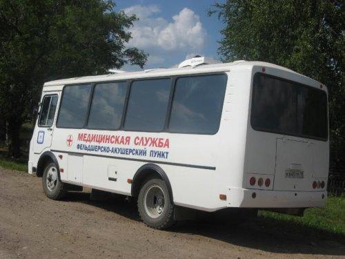 В июле мобильный ФАП начинает работу в подразделениях СРБ